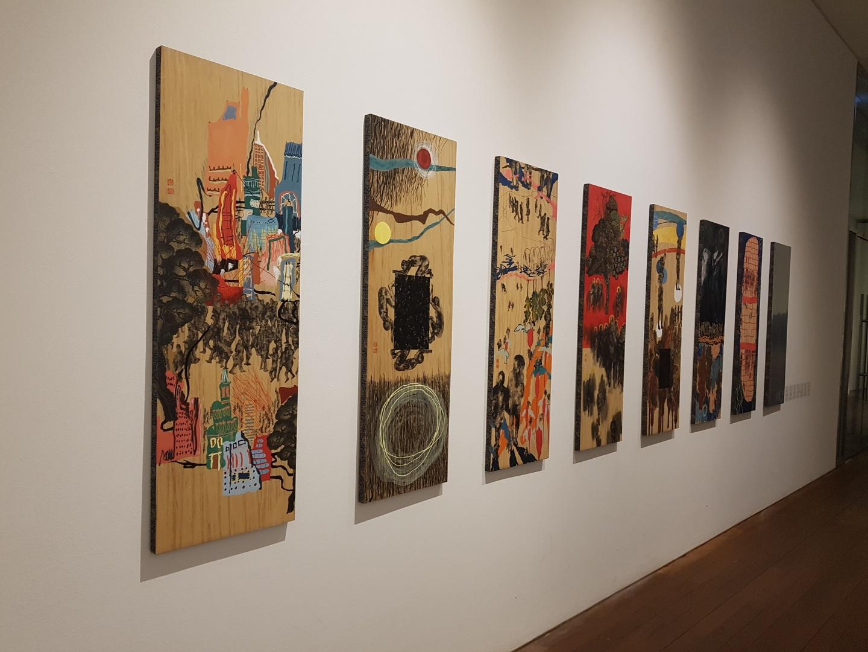 image of article - SNU College of Fine Art – BFA, MFA, and DFA Exhibition image